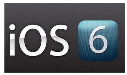 iOS 6 est maintenant prêt à être téléchargé !