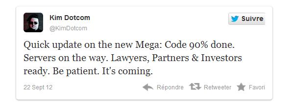 Bientôt le retour de Megaupload ?