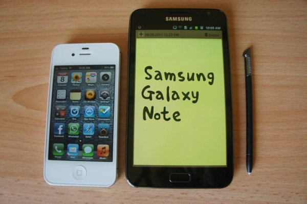 Samsung lance une nouvelle version de son Galaxy Note