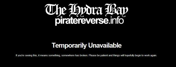 Thepiratebay.se inaccessible