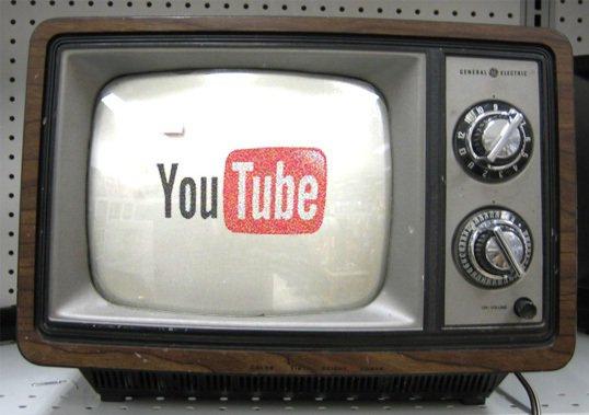 YouTube à l'assaut de la télévision