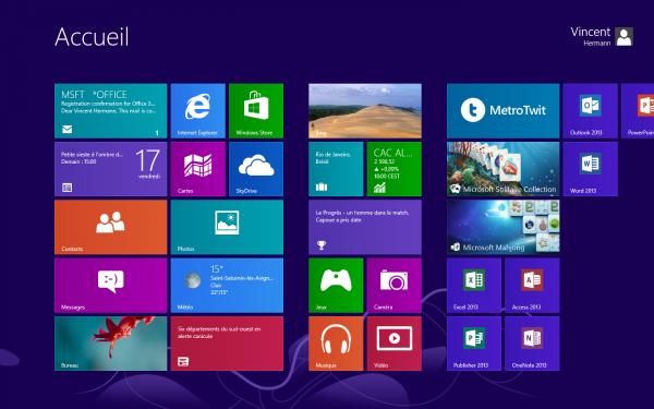 Windows 8: les treize qualités