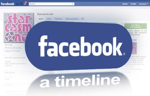 Facebook : une nouvelle timeline pour bientôt