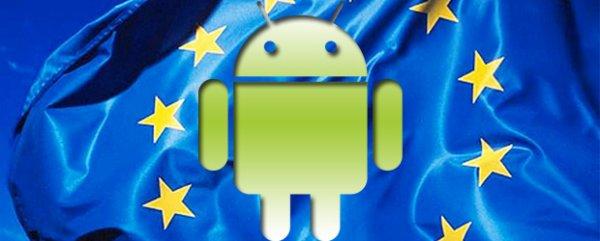 Android s'impose en Europe et dans le monde