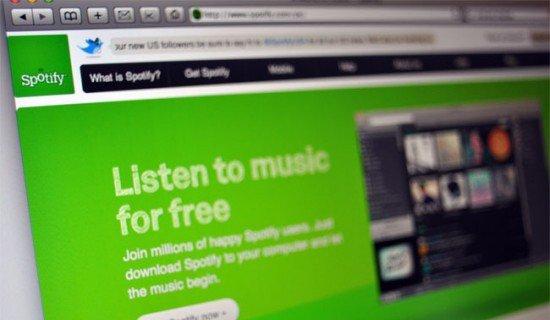 Spotify arrête le téléchargement de fichiers musicaux