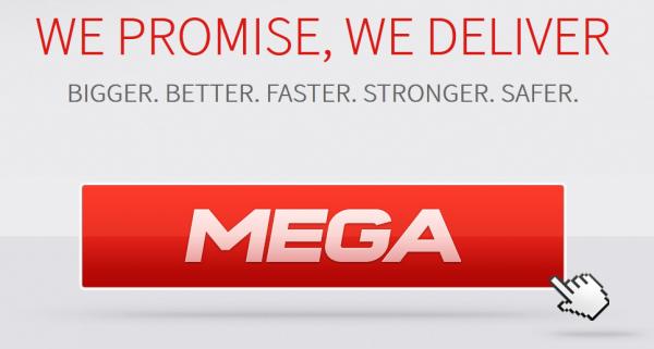 Mega, le successeur de Megaupload sera lancé demain