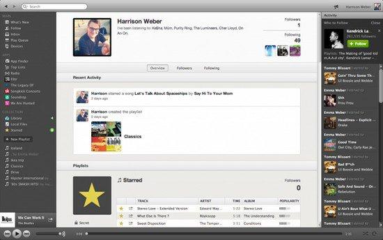 Spotify va devenir un réseau social