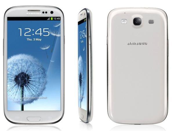 Le Galaxy S3 de Samsung est nommé meilleur smartphone de 2012