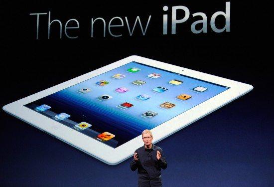 L'iPad 5 présenté en avril et l'iPhone 5S en juin?