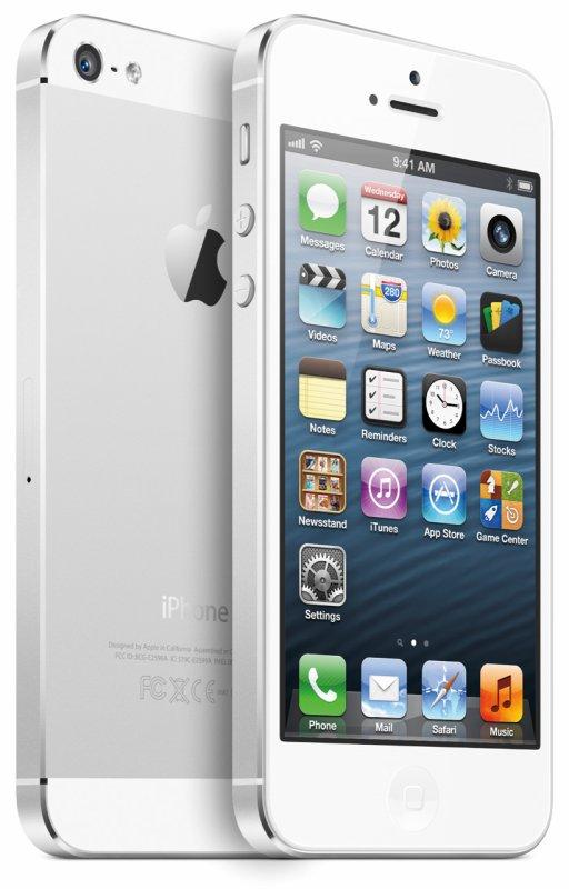 L'iPhone 5S pourrait être lancé cet été