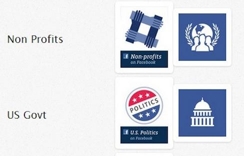 Facebook: De nouveaux Logos