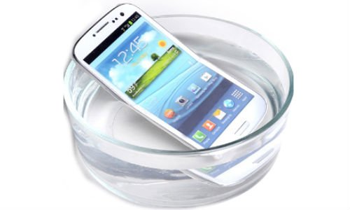 Galaxy S4: Une version waterproof  en préparation ?