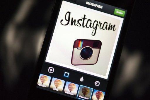 Instagram permet d'identifier des personnes sur ses photos