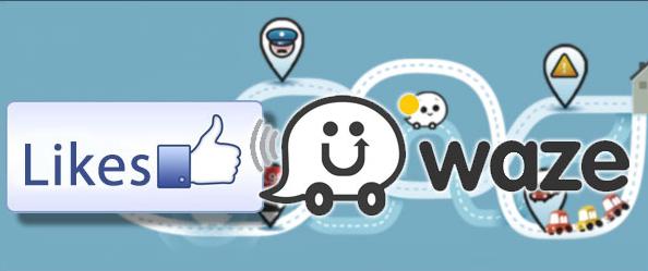 Facebook pourrait acquérir le GPS social Waze pour un milliard de dollars