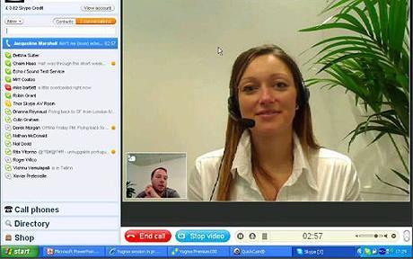 Skype : la messagerie vidéo devient gratuite
