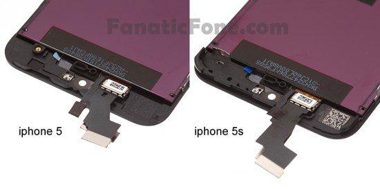 iPhone 5S : la face avant dévoilée ?