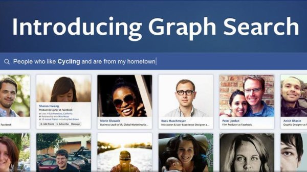 Facebook: le Graph Search entre en service