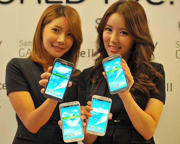 Galaxy Note 3 : plusieurs versions sont évoquées