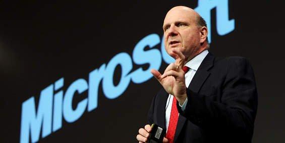 Steve Ballmer transforme Microsoft en Apple