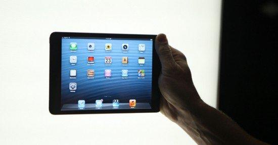 Vers un tout nouvel iPad mini en 2014?