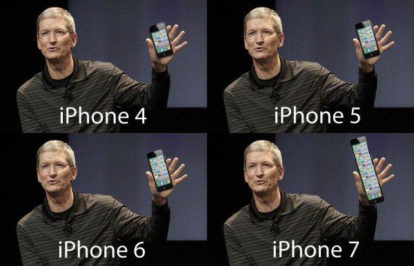 iPhone 5S : un écran 4,3 pouces finalement ?