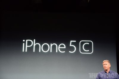 Apple dévoile son iPhone 5C