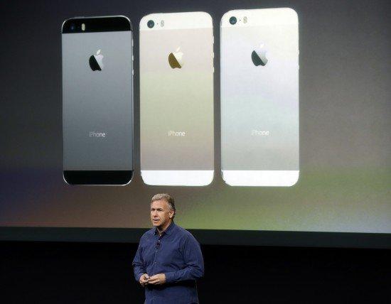Apple annonce son nouveau fleuron, l'iPhone 5S