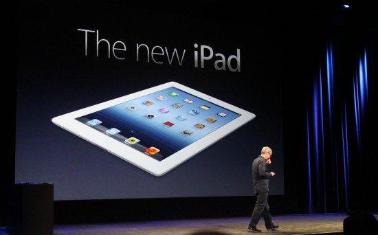 Les nouveaux iPad dévoilés le 15 octobre?