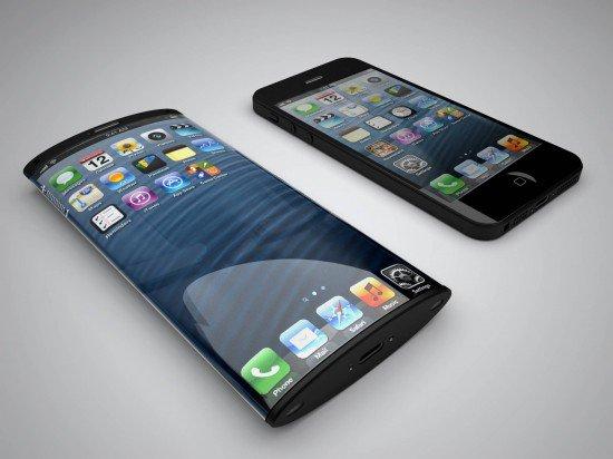 Les prochains iPhone auraient des écrans plus grands et incurvés