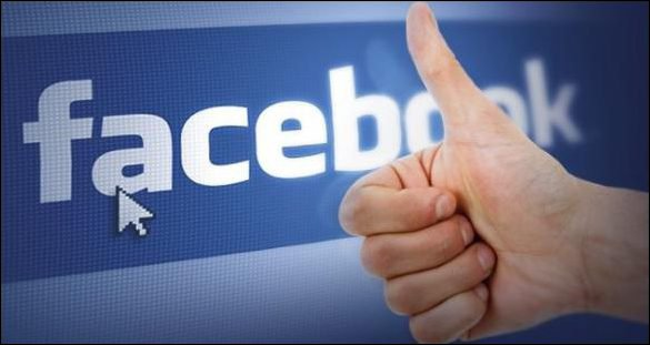 """Un bouton """"sympathiser"""" sur Facebook?"""