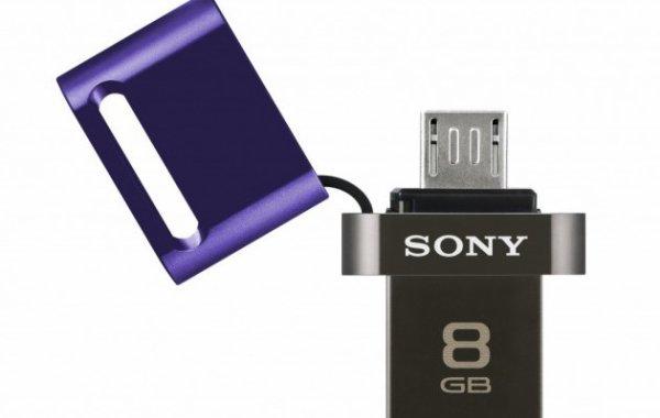 Sony lance une clé USB dédiée aux smartphones et tablettes