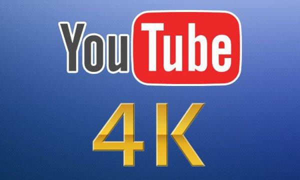 Youtube annonce la démocratisation de la qualité 4K sur sa plateforme, quatre fois plus précise que la FULL HD