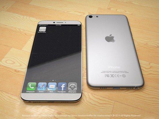Iphone6: les caractéristiques dévoilées?