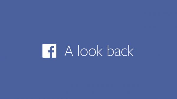 Look back le film de votre vie sur Facebook, bientôt éditable