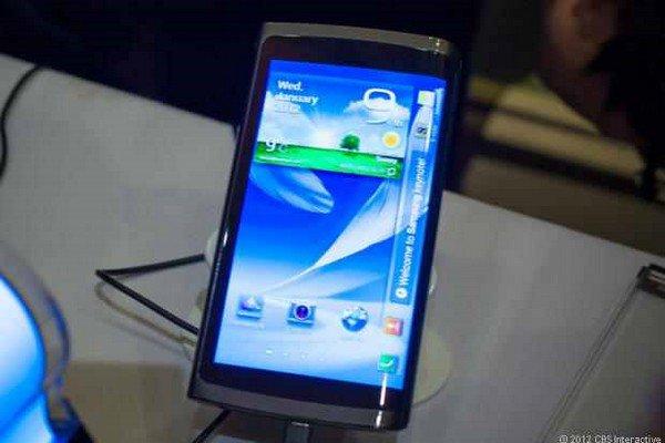 Le Galaxy Note 4 lancerait la mode des écrans pliés