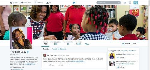 Twitter déploie un nouveau design proche de Facebook