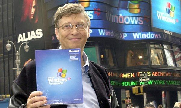 Windows XP : une première faille majeure découverte