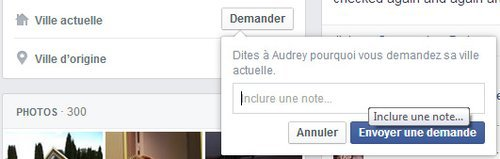 Facebook lance Ask, un bouton pour flirter