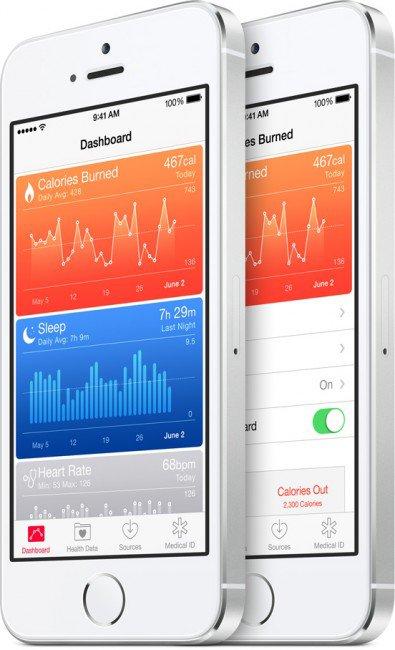iOS 8 : le nouvel OS mobile d'Apple boosté en nouvelles fonctionnalités