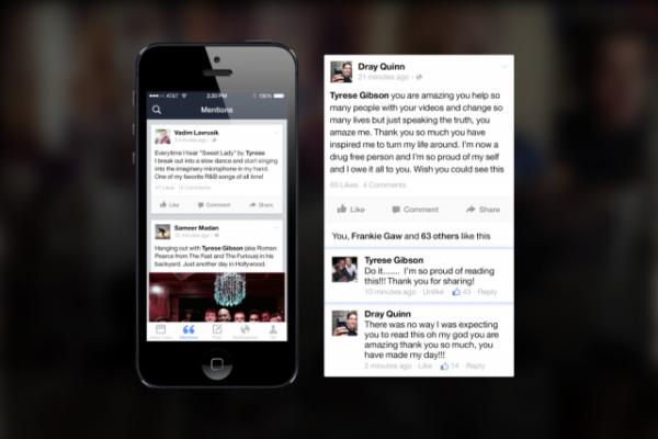 Facebook lance Mentions, une appli réservée aux VIP
