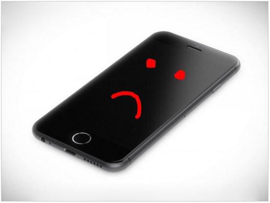 10 raisons pour lesquelles l'iPhone 6 pourrait faire un flop