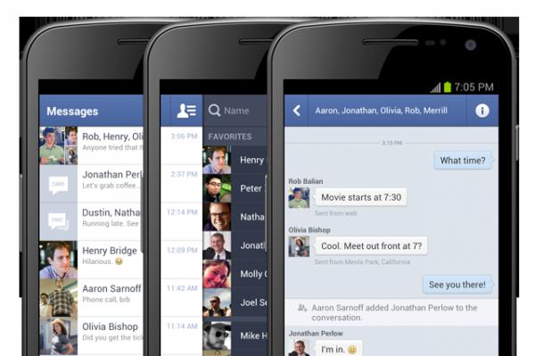 Facebook espionne vos moindres faits et gestes avec son application Messenger