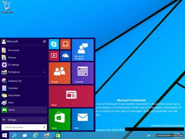 Windows 9 dévoilé le 30 septembre
