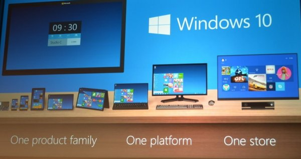 Microsoft dévoile Windows 10, le véritable successeur de Windows 7