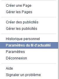 Facebook: comment mieux organiser votre fil d'actualité