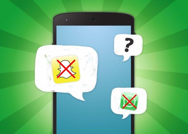 L'après Charlie Hebdo : Whatsapp et Snapchat pourraient être bannis !