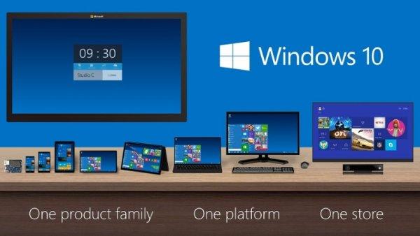 Microsoft présente son Windows 10, qui sera offert pendant un an