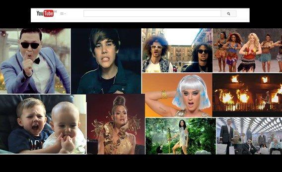 YouTube a 10 ans: ses 10 vidéos les plus vues