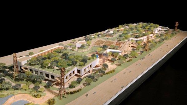 Mark Zuckerberg veut construire une ville Facebook