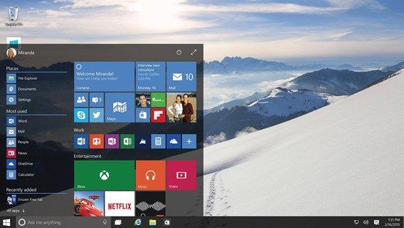 Windows 10 sort mercredi : tout ce qu'il faut savoir